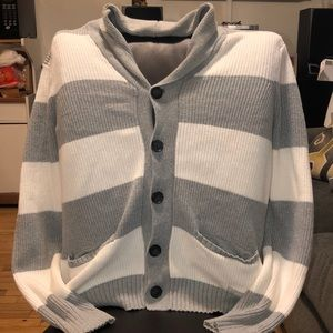 Express Cardigan sweater size L